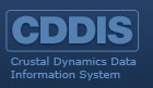 CDDIS: NASA's Archive of Space Geodesy Data